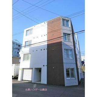 【東札幌】駅近徒歩2分♪インターネット無料☆バストイレ別♪角部屋☆