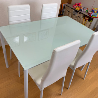 ダイニングテーブルセット 4人