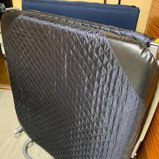 折り畳みベッド シングル!無料で差し上げます。