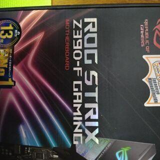早い者勝ちZ390搭載ATXマザーボード ROG STRIX Z...