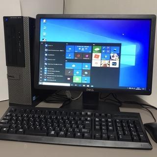 ✨中古✨デスクトップパソコン🖥✨ Dell 20811/