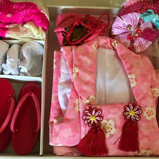 七五三 3歳衣装セット、お取引中 - 鎌倉市