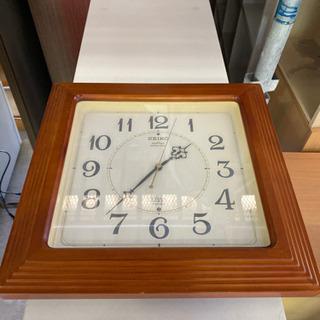 掛け時計 電波時計