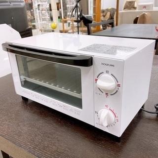 コイズミ オーブントースター KOS-1019  2017年製