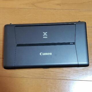 Canon PIXUS  モバイルプリンター【最終値下げ】