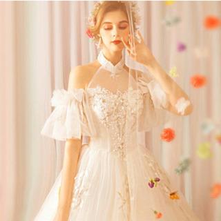 【美品】ウェディングドレス