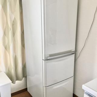 三菱冷蔵庫384L 無料で差し上げます!