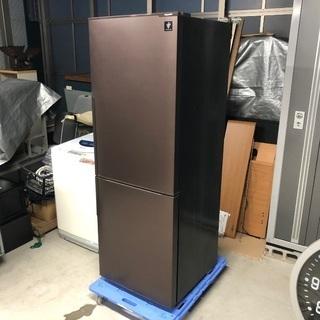 2014年製 シャープノンフロン冷凍冷蔵庫「SJ-PD27Y-...