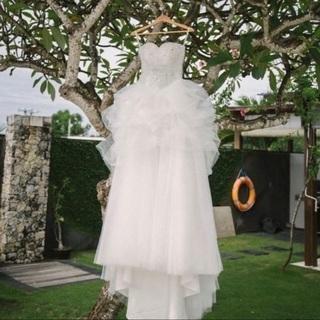 ウェディングドレス プリンセス エニーブライダル
