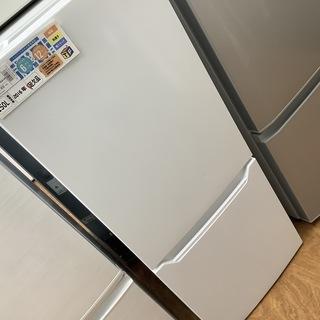 2ドア冷蔵庫 ノジマ 2016年製 HER-1502FW