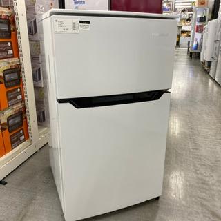 93L 2ドア冷蔵庫 2016年製