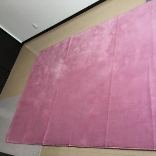 ふわふわラグ(カーペット・絨毯) 【ふつうタイプ(厚み7m…