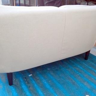価格変更しました。リクライニングソファー 中古 - 家具