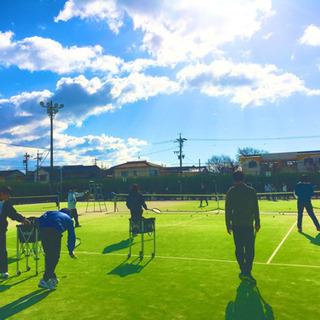 【よるてに】テニスメンバー募集中✨