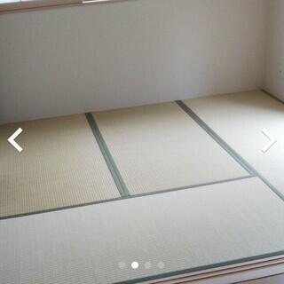 【お取引先様が決まりました】い草畳 4.5畳 たたみ、いぐさ