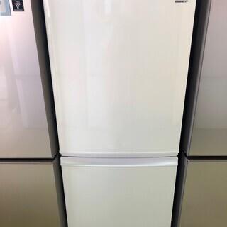 安心の一年保証!冷蔵庫 2ドア SHARP/シャープ 2018年...