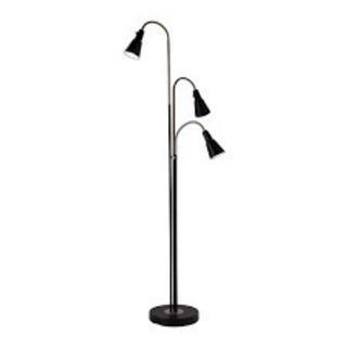 IKEA フロアランプ 間接照明