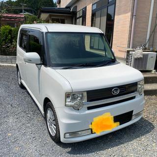 ダイハツ ムーヴ コンテカスタム ナビ テレビ ETC エンジン...