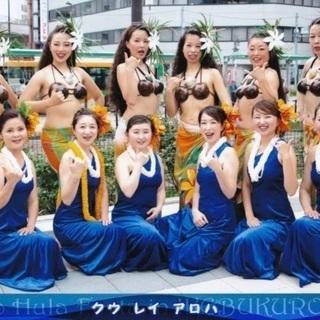 熊谷フラダンス✨初心者クラス✨体験募集✨