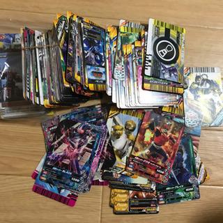 戦隊系カード大量
