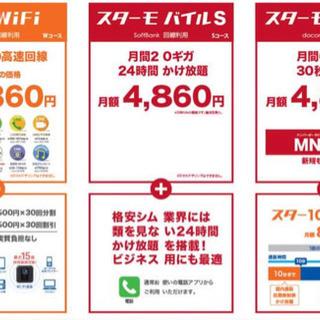 格安SIMで携帯代が安くなる!