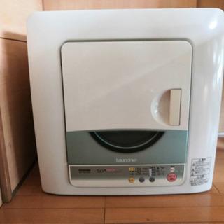 【取引中】東芝乾燥機、無料でお譲りします!