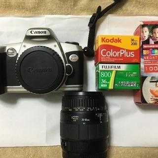 フィルムカメラ一式