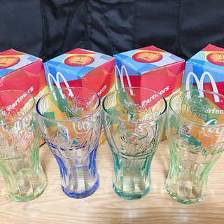 コカコーラのコップ(ワールドカップモデル)