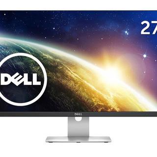 Dell 27インチワイドモニター!新品同様!S2715H 27...