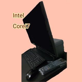 一体型デスクトップパソコン!Intel7