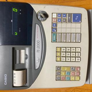 レジ会計機