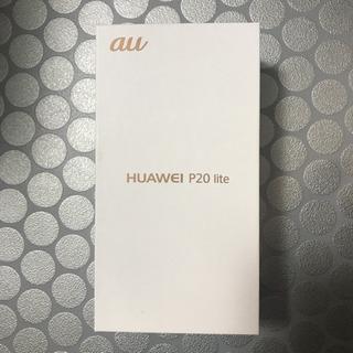 huawei P20 lite 64G. AU