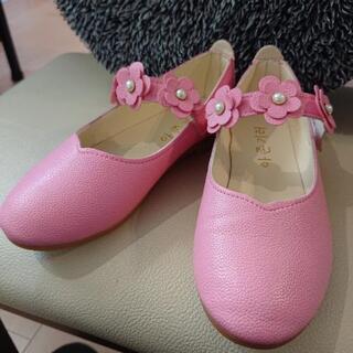 女児 靴(ほぼ未使用)