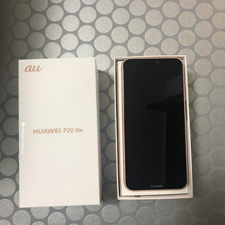 Huawei P20 lite 64G AU