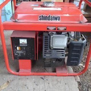 sindaiwa発電機