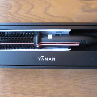 ヤーマン ヘアアイロン 3Way 新古品  値下げしました