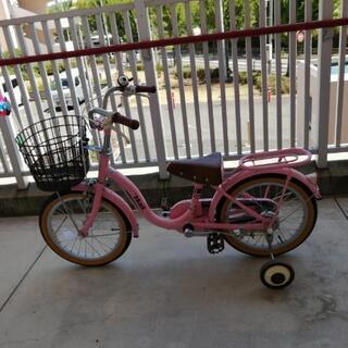 子供用自転車 美品
