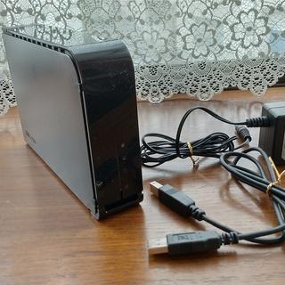 バッファロー2TB 外付けHDD  TV録画用にいかがですか?