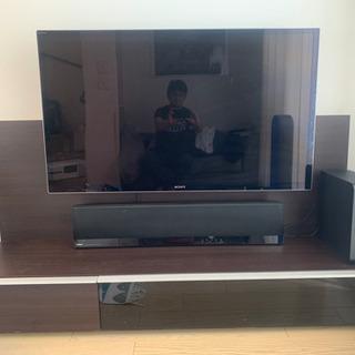 高級TVボード 壁掛けタイプ 差し上げます。
