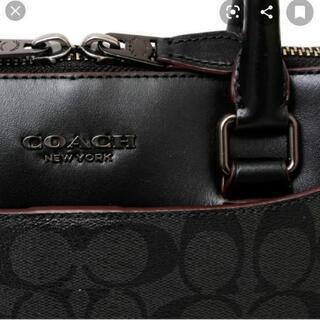 COACHビジネスバッグ - 靴/バッグ