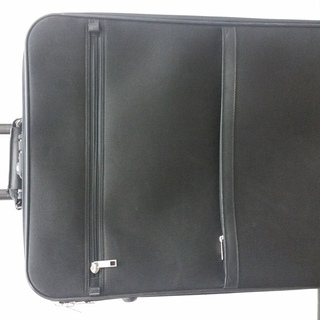 ESCAPES 黒 スーツケース 大型(鍵未使用)