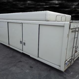 トラックコンテナ 箱 4500x1880x1670 アルミバン ...