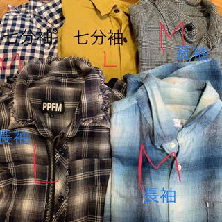 メンズシャツ♡美品 ♡11着セット!!【再値下げ!】
