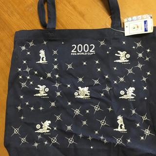 FIFA2002日韓共同開催のトートバッグ