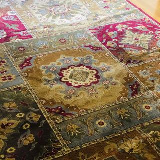 トルコの絨毯