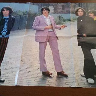 ビートルズのポスター
