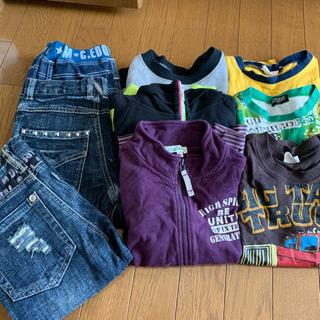 男の子服まとめ売り120〜130