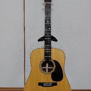 新品同様 マーチン ギター D28  2019年製