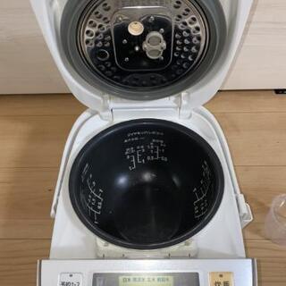 炊飯器 ダイヤモンド銅コート釜 IH おどり炊き econavi - 家電