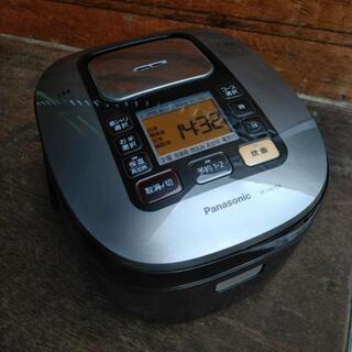 【募集中】Panasonic IH炊飯器5.5合炊き